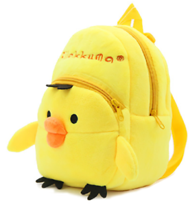 Image is loading kids-backpack-Toddler-Boys-Girls-Bag-Yellow-Duck- 0d37f89b27c5d