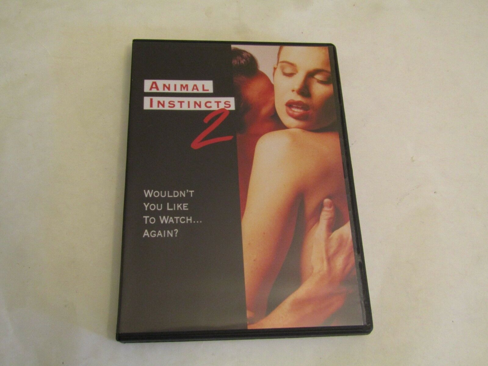 Animal Instincts 2 Shannon Whirry Dvd Drama Rare For Sale Online