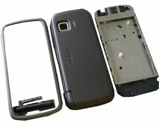 New Replacement Full Body Housing Panel For Nokia 5233 BLACK