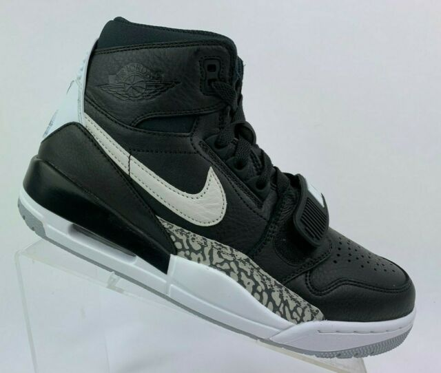 high fashion best authentic undefeated x Nike Air Jordan Legacy 312 'Black Cement' Basketball [AV3922-001] Multi Size