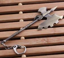 DZ702 The JAX League of Legends LOL Game Anime Weapon Metal KeyRing 12cm