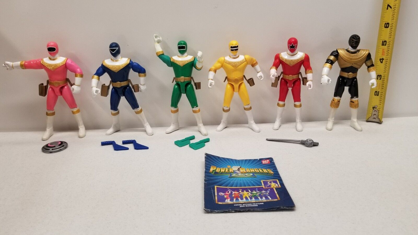 Power Rangers ZEO 5
