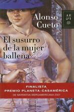 El susurro de la mujer Ballena The Whisper of the Whale Woman (Spanish-ExLibrary