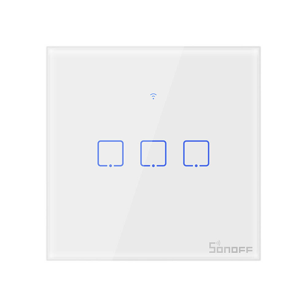 Luce a muro smart wireless Sonoff