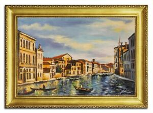 Oil-Painting-Pictures-Hand-Painted-with-Frame-Baroque-Art-G96475