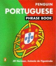 Phrase Book, Penguin: Portuguese Phrase Book by Antonio de Figueiredo, Antonio D