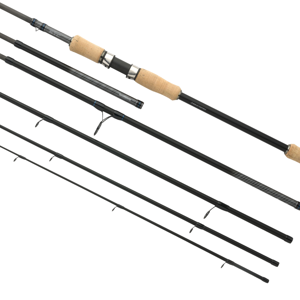 Shimano STC Multi Spin Rods All Models NEW Protator Fishing Rods