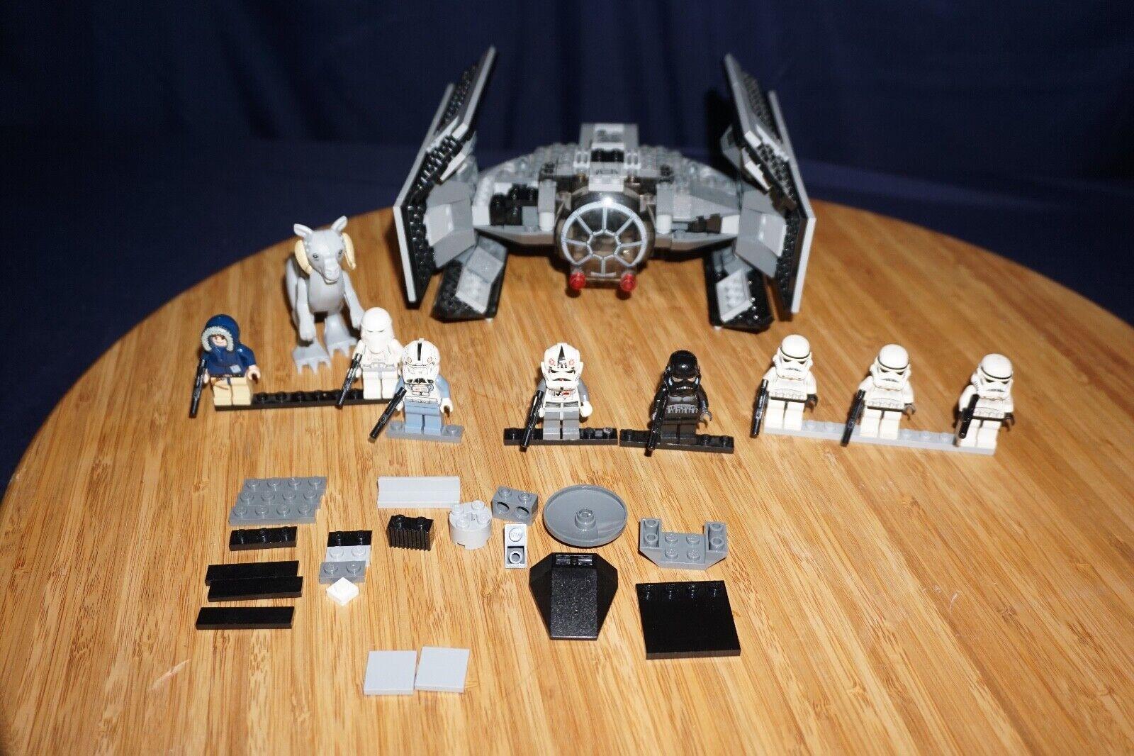 Estrella guerras LEGO 75082 TIE FIGHTER 8  MINI cifraS calienteH TAUNTAUN STORM TROOPERS  a prezzi accessibili