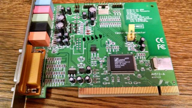 FREE CMI8738 PCI-6CH-LX DRIVER