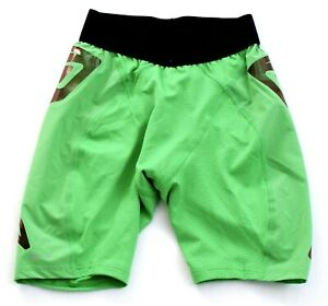 Details about NIke Pro Combat Dri Fit Green Hyperstrong Compression Shorts  Men's NWT