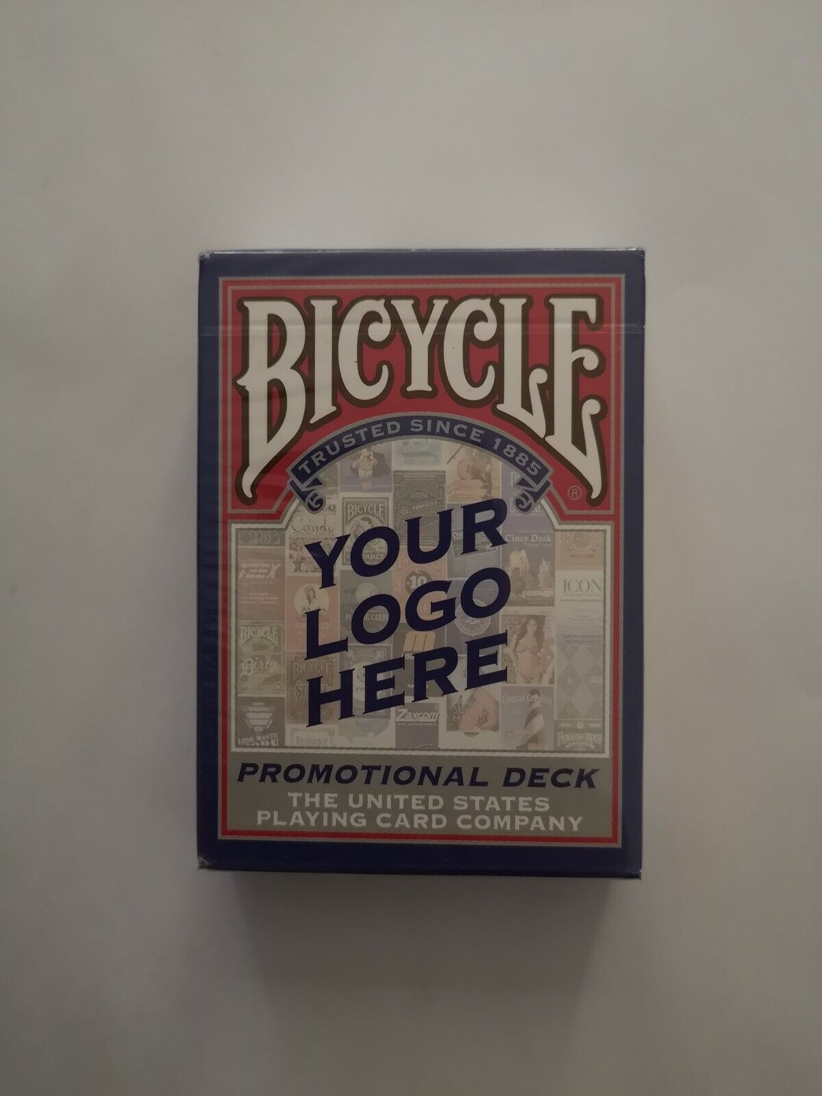 Bicycle  Your Logo Here  Playing Cards Cardistry-Con 2016