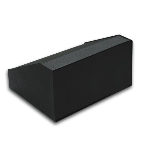"4/"" 6/"" 8/"" Pedal Fuzz Joystick Switch Enclosure Sloped Guitar Foot switch Box"