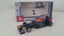 Renault RB9 Red Bull INFINITI Vettel / Weber Formel 1 Saison 2013 Neu/OVP 1:43