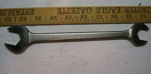 """/""""BONNEY TOOLS/""""  ME2022  20mmx 22mm  Open Ended Wrench"""