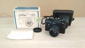 Spiegelreflexkamera Zenit ET Helios - 44-2 2/58 1992 UdSSR.
