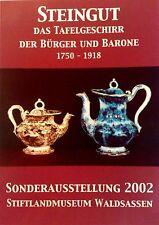 Steingut,Fachbuch,Europa,Regensburg,Reichenbach,Wedgwood,Leeds,Prag u.a.,NEU