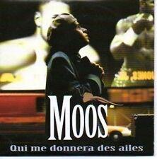 (720F) Moos, Qui me Donnera des Ailes - 1998 CD
