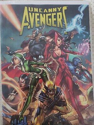 Uncanny X-Men #35 Oum NYC Variant Marvel Comics Unread New