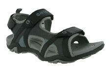 117730b4513d00 Hi-tec Crater Mens Walking Sandals Touch Fastening Comfort Holiday Summer  UK7-13
