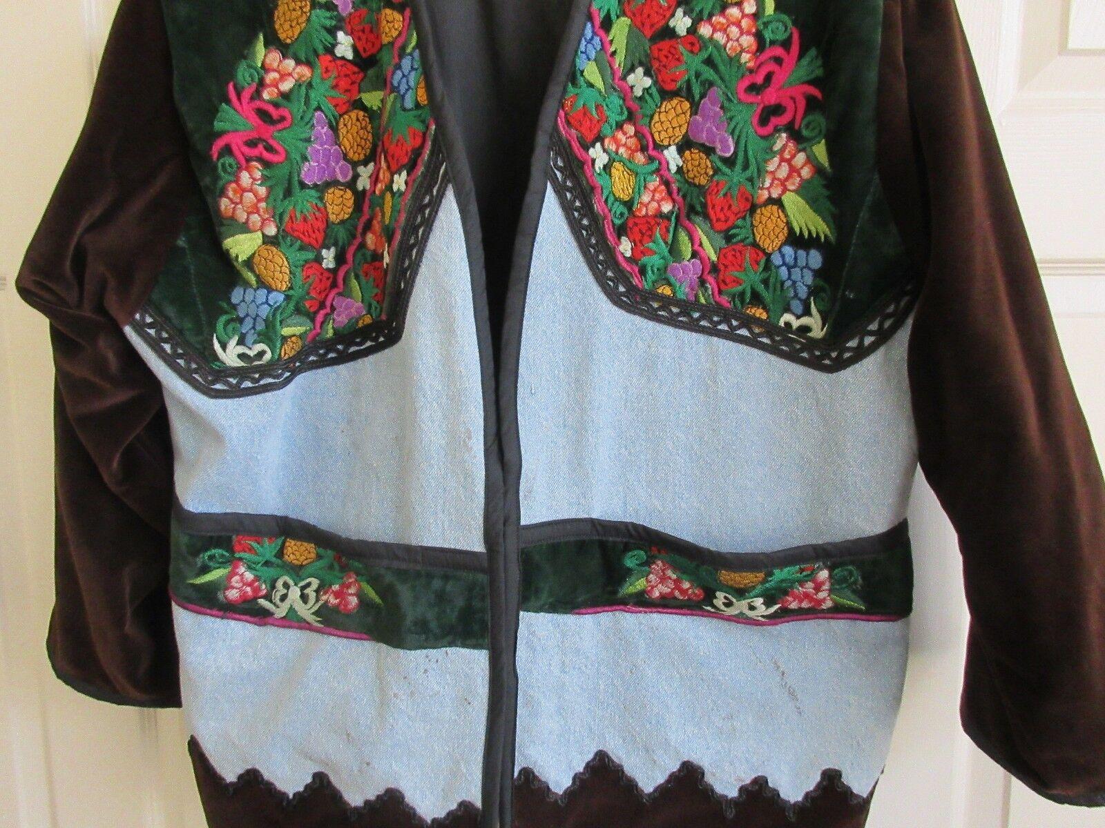 Unbranded , Designer Made ,Lined ,Ladies Jacket / Coat