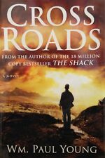 Cross Roads by William Paul Young large print Book Club edition new Christian