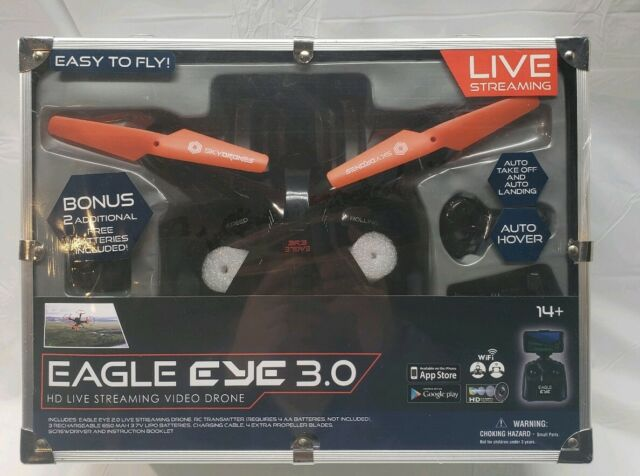 Skydrones Eagle Eye 3 0 - Live Streaming HD Drone