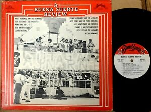 TEJANO-TEX-MEX-LP-A-BUENA-SERTE-REVIEW-Little-Joe-Manny-amp-CO-039-s-Nito-Perez