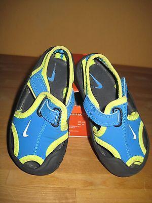 Nike Sunray Protect (TD) Baby Kinderschuh Badeschuh Strandschuh Kleinkind Gr. 21