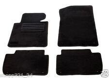 BMW e46 Tappetini in velour serie 3er ab BJ 1998-2005 Set Nuovo