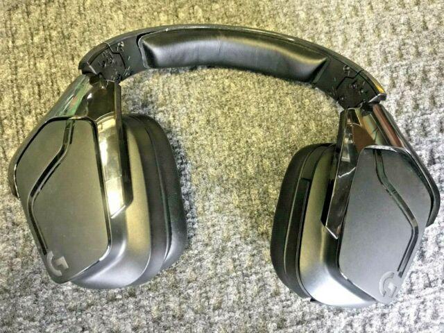 READ Logitech 981-000742 G935 Wireless 7.1 Surround Sound Gaming Headset 8676sw