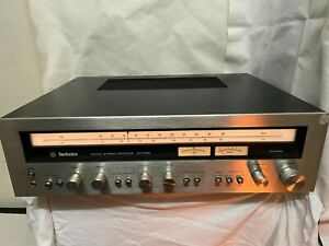 Technics-SA-5460-FM-AM-vintage-Stereo-Receiver