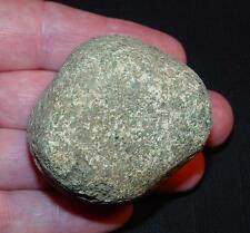 Native American Granite Discoidal or Game Ball - Guaranteed AACA