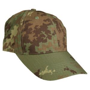 US Style Baseball Cap Army Combat Hat Tactical Hiking Vegetato ... cba6dfdea452