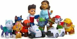 12pcs-lot-Paw-Patrol-Puppy-Dogs-Toys-Action-Figures-Canine-Toys-Model-Kid-Canina