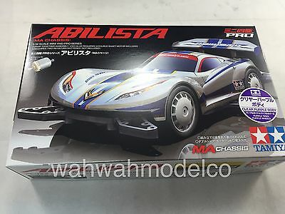 Tamiya Mini 4WD Model Racing Basic Tune-Up Parts Set for MA Chassis 15476 AA051
