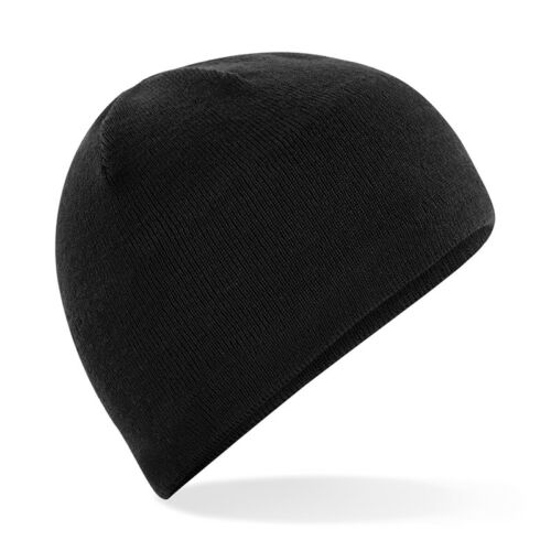 B444 Beechfield Active Performance Beanie Hat Lightweight Breathable Wicking