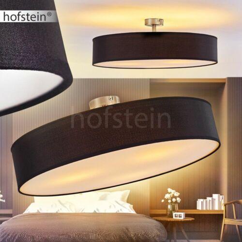 Stoff Decken Lampen Flur Dielen Leuchten Vintage Wohn Schlaf Zimmer Beleuchtung