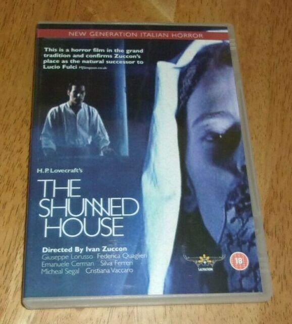 The Shunned House (DVD) Italian Horror