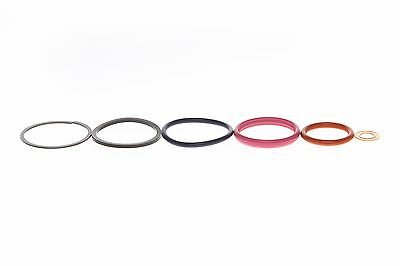 7.3L  T444E Injector O-Ring Kit Replaces Navistar 1833564C92 /& FORD XC3Z-9229-AB