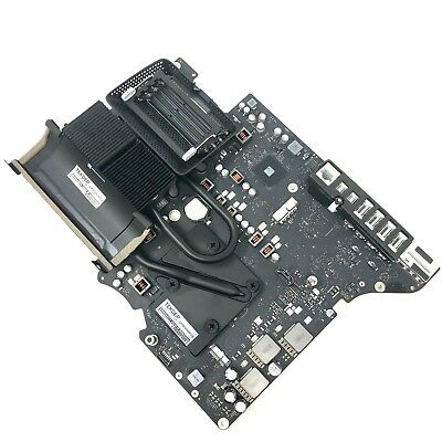 """TESTED Late 2013 27/"""" iMac A1419 3.2GHz Intel Core i5 CPU GT 755M Logic Board"""