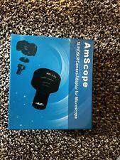 Amscope Slrdslr Microscope Lens Amp Camera Adapter For Nikon