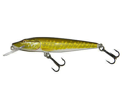 floating crankbait for pike perch bass Salmo Perch PH12F 12cm 36g
