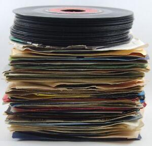 45-RPM-Jukebox-VINYL-lot-100-RANDOM-rock-pop-country-RECORDS