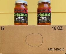 5968845f36a0 J & S Farms Pickled Quail Eggs - Cajun Style for sale online | eBay