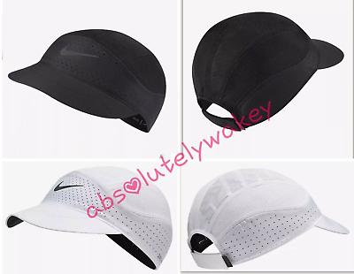 Nike aerobill Tailwind Run Cap sur maille Dri Fit Pliable Chapeau Running Training | eBay