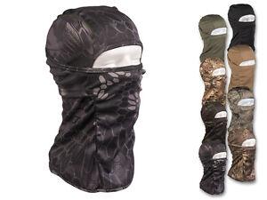 Mil-Tec-Kopfhaube-Balaclava-Tactical-Offen-Sturmhaube-Maske-Skimaske