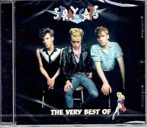 CD-STRAY-CATS-The-very-best-of
