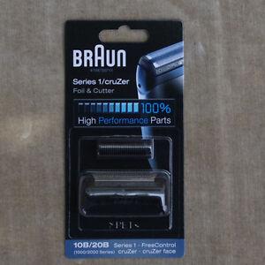 Braun Series 1 11B - сетка и режущий блок 81266585