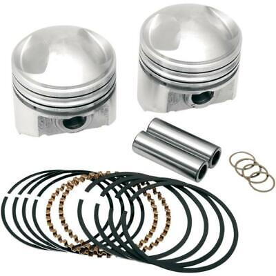 Hastings Moly Ring Set Standard Bore 2M6164