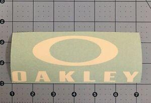 534a8535b5 Oakley Decal Sticker 5.5